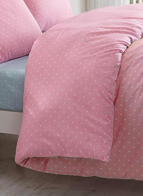 Pink&More Çift Kişilik Nevresim Renkli